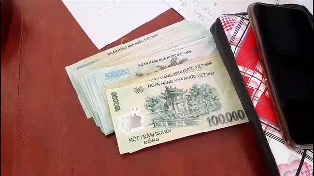 Quảng Nam: Phát hiện nhiều phụ nữ sử dụng và tàng trữ tiền giả ảnh 1