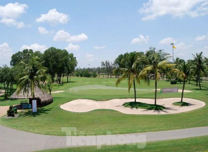Thanh tra vào cuộc vụ thu hồi đất làm sân golf liên quan TCT Bình Dương ảnh 1