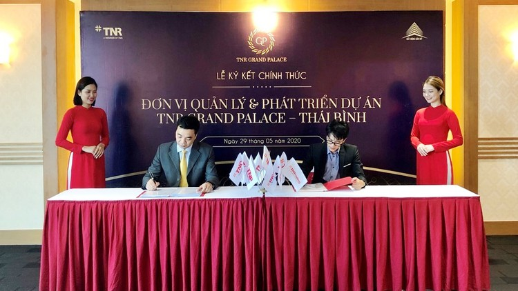 TNR Holdings Vietnam chính thức quản lý và phát triển dự án TNR Grand Palace Thái Bình ảnh 1
