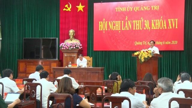 Bí thư Thành uỷ Đông Hà được bầu giữ chức Chủ tịch UBND tỉnh Quảng Trị ảnh 1