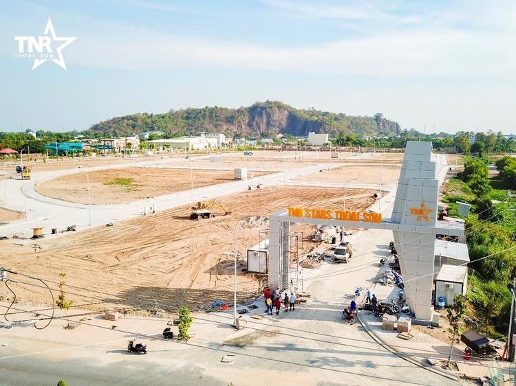 """TNR Stars Thoại Sơn – Bến """"Vàng"""" đầu tư bất động sản miền Tây ảnh 2"""