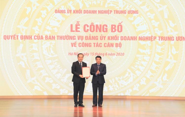 Ông Phạm Đức Long được bổ nhiệm Chủ tịch Hội đồng thành viên Tập đoàn VNPT ảnh 1