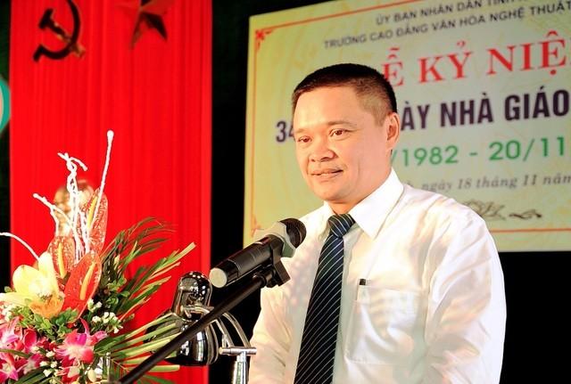 Nguyên Phó Chủ tịch tỉnh Nam Định sang làm cho doanh nghiệp tư nhân ảnh 1