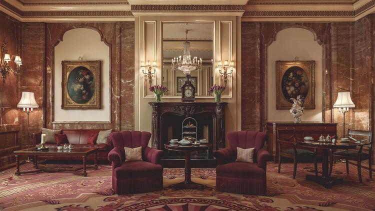 Regent và câu chuyện của thương hiệu khách sạn nghỉ dưỡng cao cấp hàng đầu thế giới ảnh 2