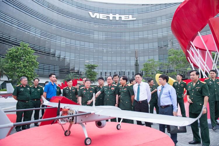 Viettel tiên phong kiến tạo xã hội số, là hạt nhân xây dựng tổ hợp công nghiệp công nghệ cao ảnh 6