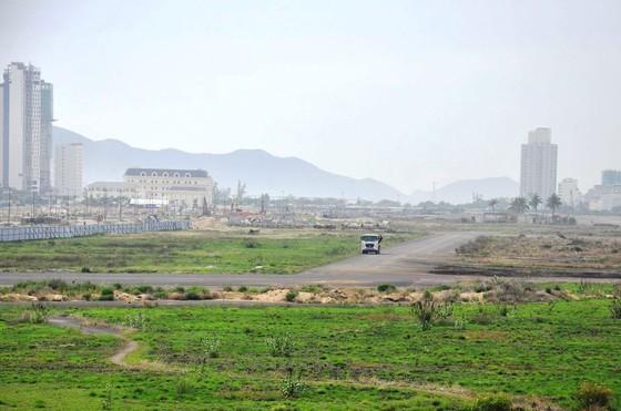 Sẽ bán đấu giá phần đất còn lại của sân bay Nha Trang cũ ảnh 1