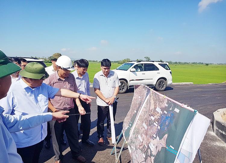 Bộ trưởng Nguyễn Chí Dũng làm việc tại Bình Định: Gợi mở định hướng phát triển bền vững ảnh 3