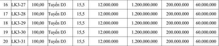Ngày 1/8/2020, đấu giá quyền sử dụng đất tại thành phố Quy Nhơn, tỉnh Bình Định  ảnh 2