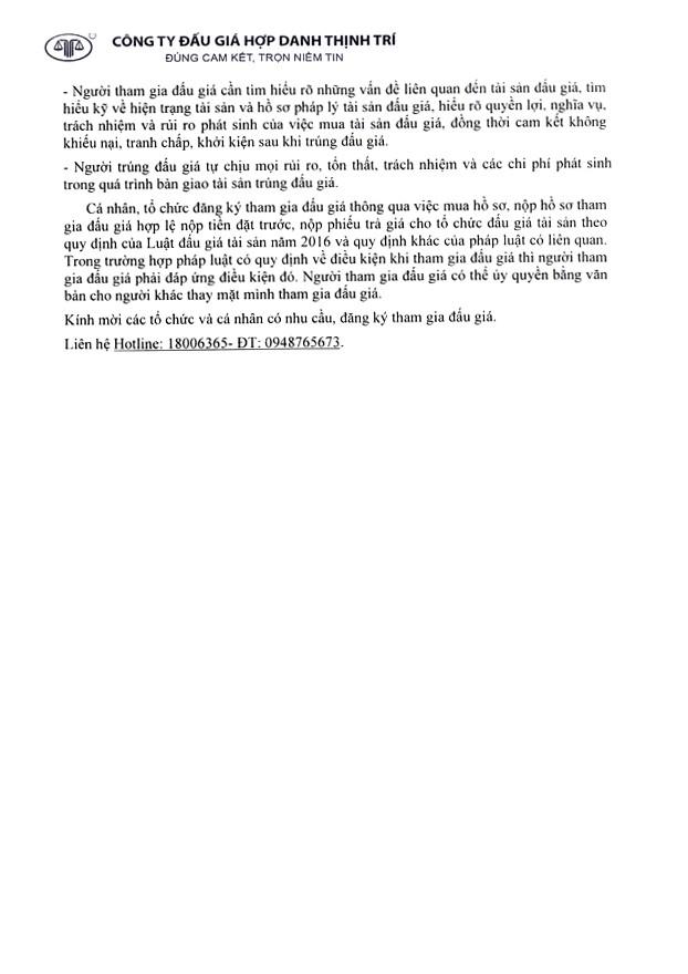 Ngày 10/8/2020, đấu giá quyền quản lý khai thác bãi giữ xe tại chợ Bình Tây, TPHCM ảnh 2