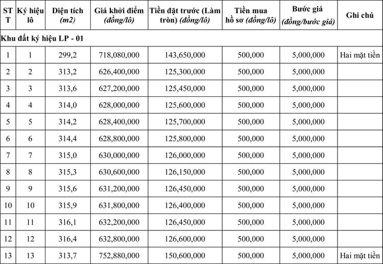 Ngày 7/8/2020, đấu giá quyền sử dụng đất tại huyện Krông Nô, tỉnh Đăk Nông ảnh 1