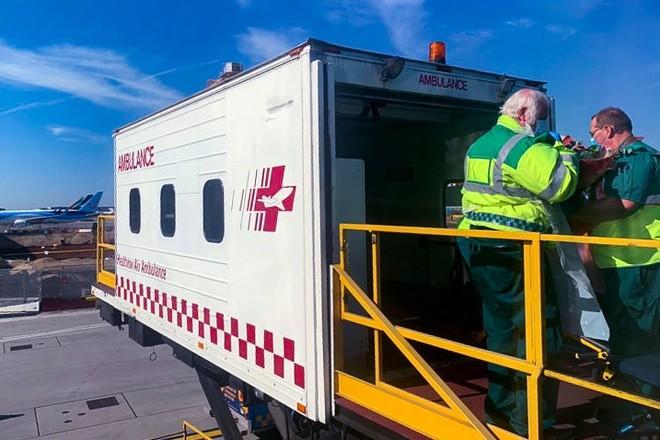 Bệnh nhân 91 an toàn trở về quê hương ảnh 2