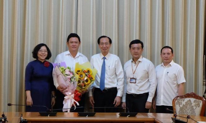 TP.HCM thay nhân sự lãnh đạo Tổng Công ty Nông nghiệp Sài Gòn ảnh 1