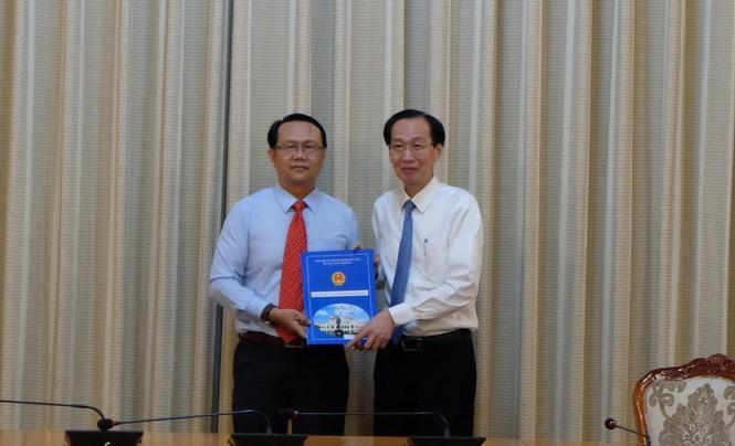 TP.HCM thay nhân sự lãnh đạo Tổng Công ty Nông nghiệp Sài Gòn ảnh 2