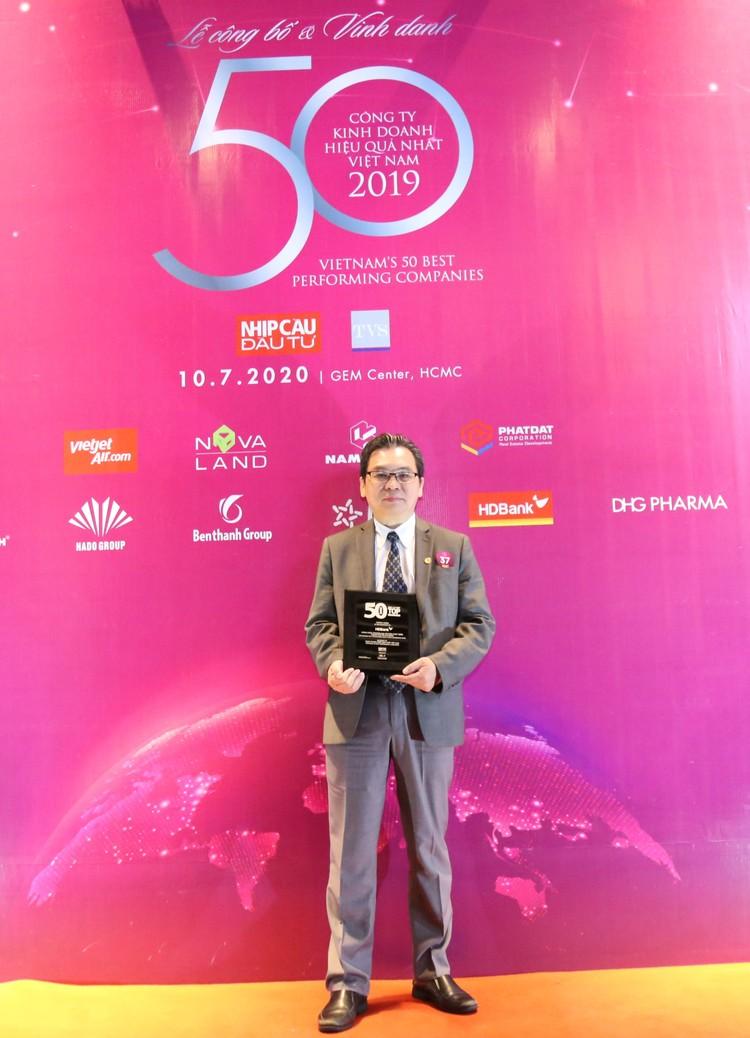 HDBank tiếp tục vào Top những Công ty Kinh doanh Hiệu quả nhất Việt Nam ảnh 1