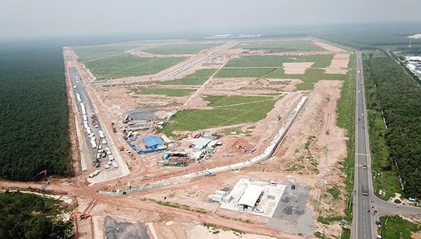 Dự án giải phóng mặt bằng sân bay Long Thành: Nhiều gói thầu sắp triển khai ảnh 1