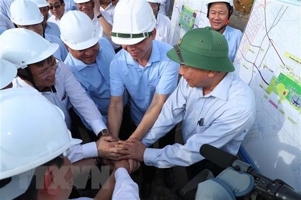 Thủ tướng Nguyễn Xuân Phúc kiểm tra tiến độ Dự án sân bay Long Thành ảnh 3