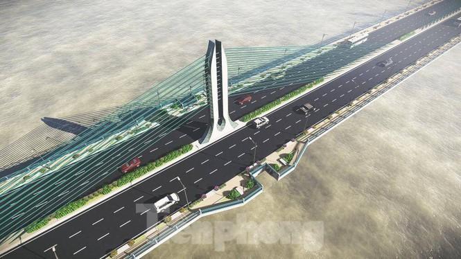 Cận cảnh nơi dự kiến xây dựng cầu Trần Hưng Đạo nối quận Long Biên - Hoàn Kiếm ảnh 11