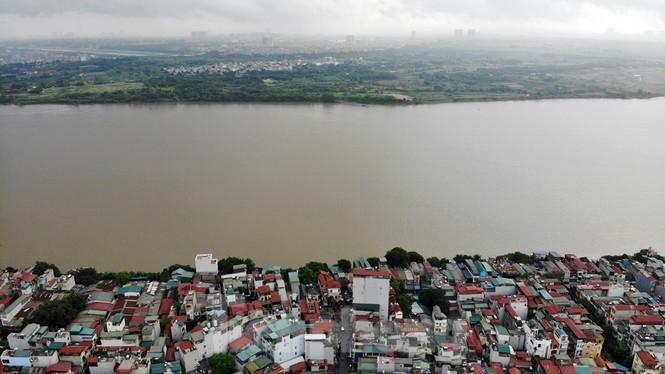 Cận cảnh nơi dự kiến xây dựng cầu Trần Hưng Đạo nối quận Long Biên - Hoàn Kiếm ảnh 3