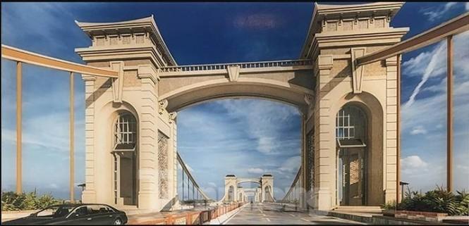 Cận cảnh nơi dự kiến xây dựng cầu Trần Hưng Đạo nối quận Long Biên - Hoàn Kiếm ảnh 8