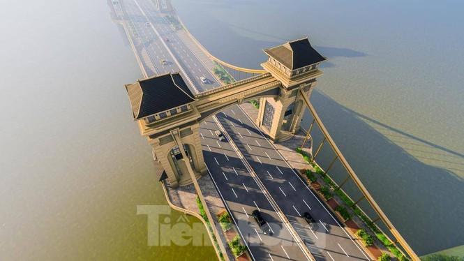 Cận cảnh nơi dự kiến xây dựng cầu Trần Hưng Đạo nối quận Long Biên - Hoàn Kiếm ảnh 9