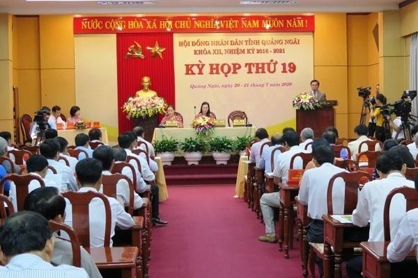 Miễn nhiệm Chủ tịch UBND Quảng Ngãi đối với ông Trần Ngọc Căng ảnh 2