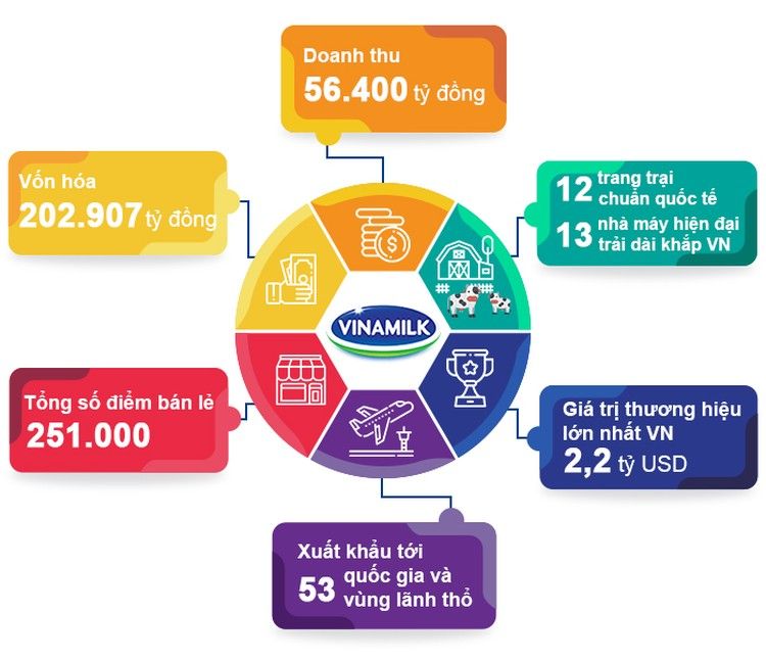 Vinamilk liên tiếp được đánh giá thuộc top kinh doanh hiệu quả nhất Việt Nam ảnh 8