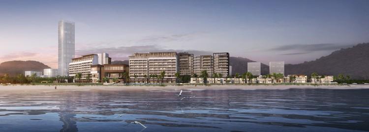 Hạ Long sắp có dự án nghỉ dưỡng ven biển cao cấp quốc tế đầu tiên ảnh 1