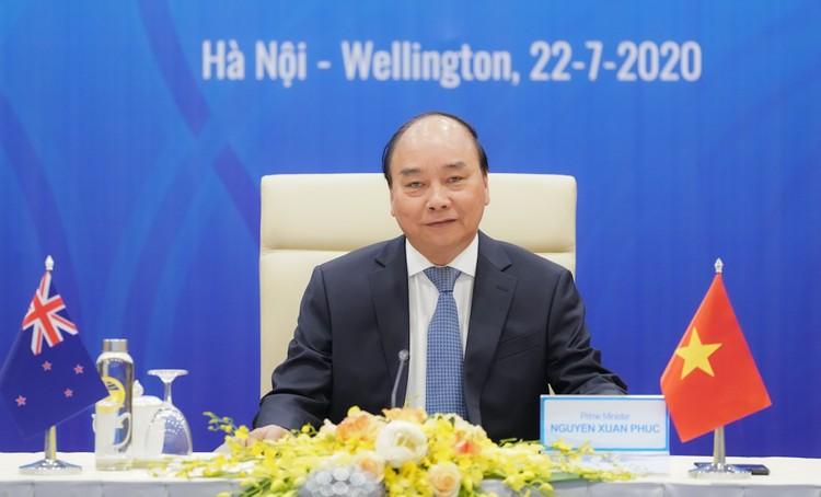 Việt Nam, New Zealand chính thức nâng cấp quan hệ lên Đối tác Chiến lược ảnh 1