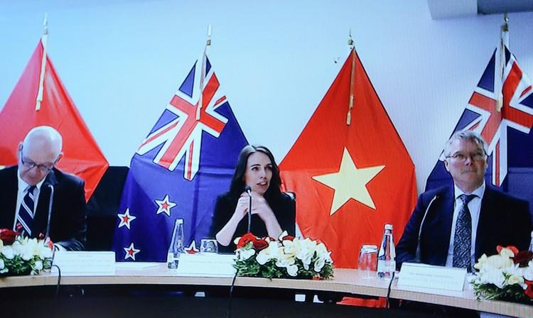 Việt Nam, New Zealand chính thức nâng cấp quan hệ lên Đối tác Chiến lược ảnh 2