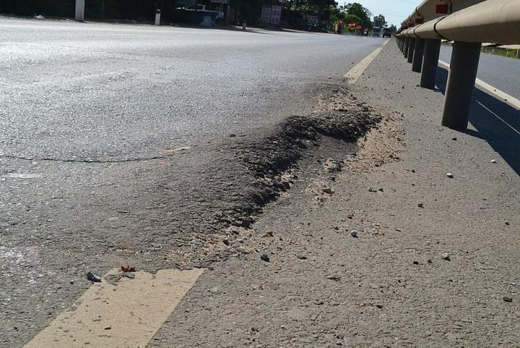 Thừa Thiên – Huế: Quốc lộ 1 được đầu tư hàng nghìn tỷ đồng tiếp tục hằn lún, xuống cấp nghiêm trọng ảnh 3
