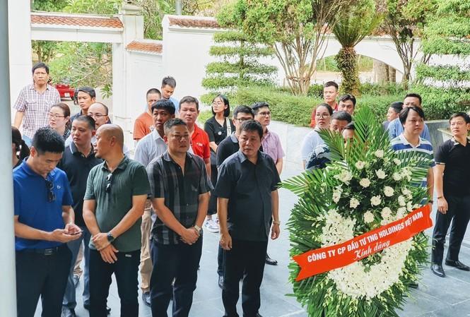 TNG Holdings Vietnam bồi đắp truyền thống uống nước nhớ nguồn cho cán bộ nhân viên ảnh 3
