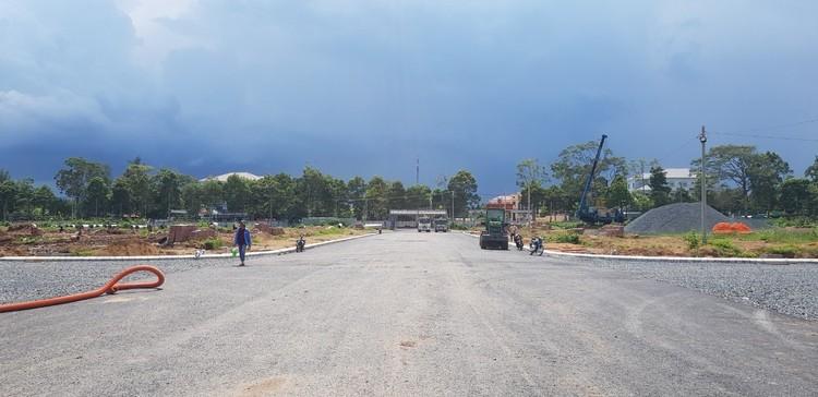 TNR Amaluna – Khẳng định vị thế chủ đầu tư qua tiến độ thi công khẩn trương ảnh 1