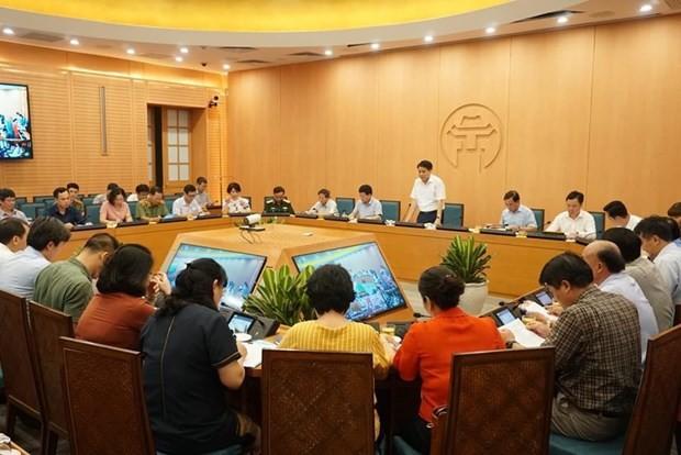 Đến 1/8 Hà Nội hoàn thành xét nghiệm 21.000 người về từ Đà Nẵng ảnh 1