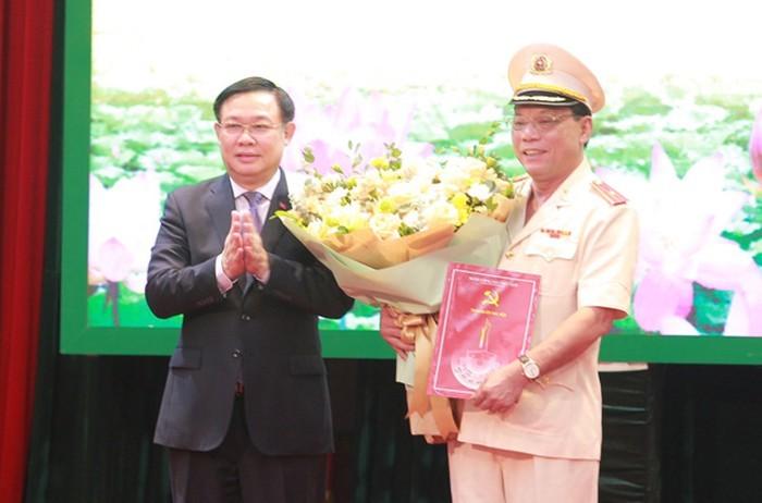 Thiếu tướng Nguyễn Hải Trung làm Giám đốc Công an thành phố Hà Nội ảnh 2