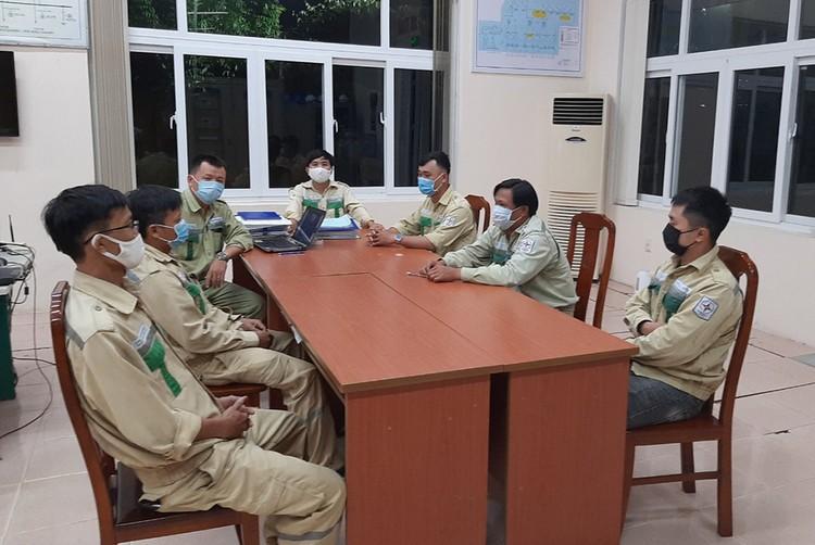 PTC2 đảm bảo vận hành an toàn lưới điện truyền tải cấp điện cho Đà Nẵng và khu vực miền Trung ảnh 3