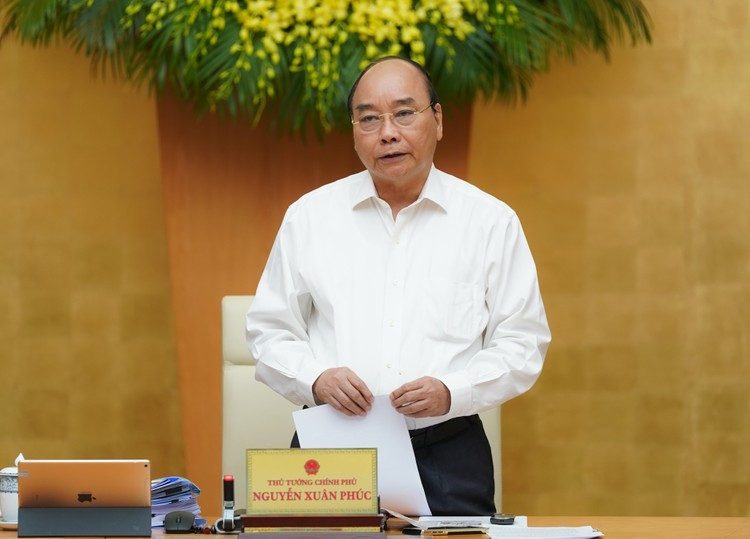 Thủ tướng chủ trì phiên họp Chính phủ thường kỳ tháng 7 ảnh 1