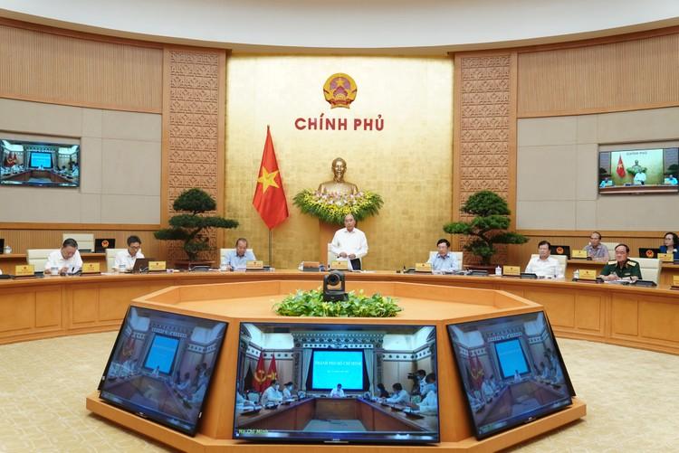 Thủ tướng chủ trì phiên họp Chính phủ thường kỳ tháng 7 ảnh 2