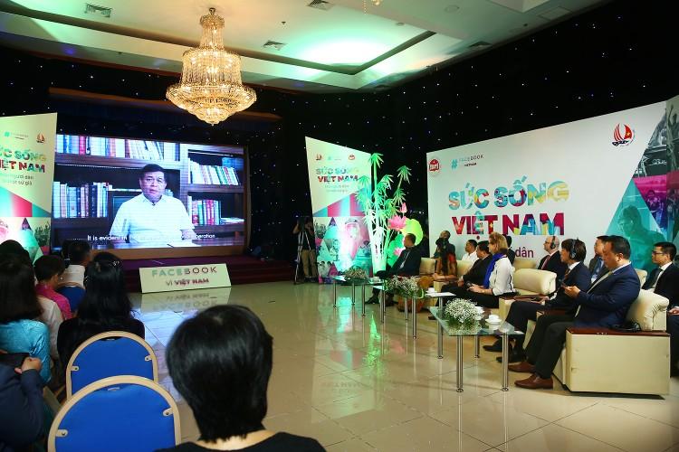 """Khởi động chương trình """"Sức sống Việt Nam"""" ảnh 1"""