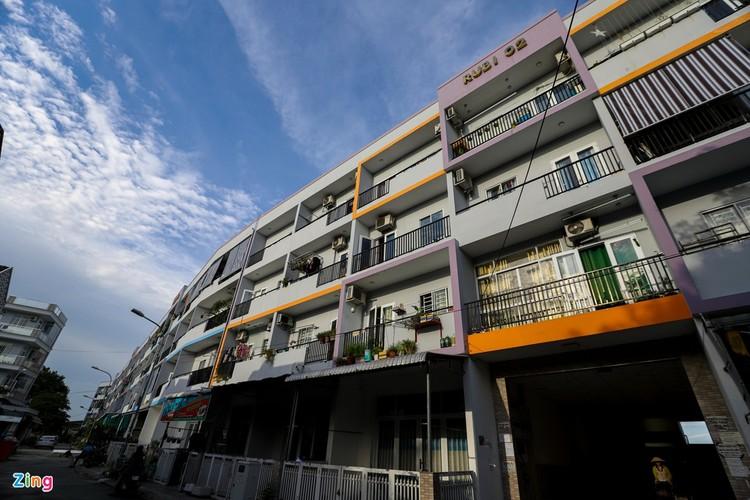 Dự án có 200 nhà xây trái phép ở TP.HCM ảnh 3