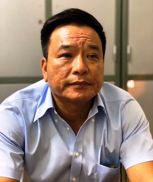 Khởi tố, bắt tạm giam Võ Tiến Hùng, Tổng Giám đốc Công ty Thoát nước Hà Nội ảnh 1