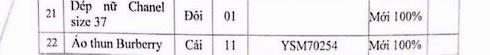 Ngày 24/9/2020, đấu giá tang vật hành chính bị tịch thu tại TPHCM ảnh 3