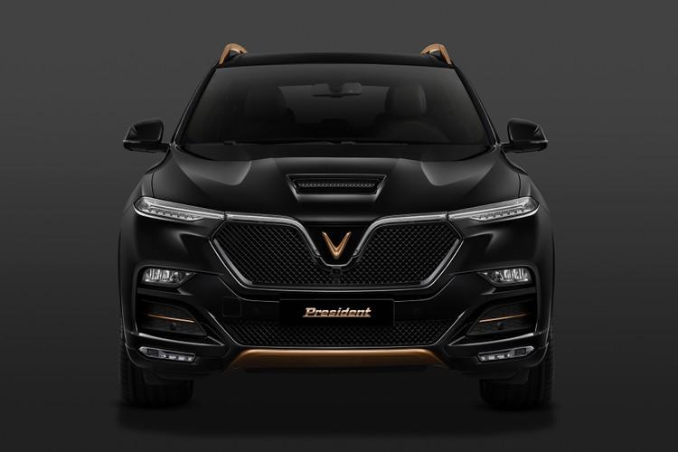 VinFast giới thiệu xe phiên bản giới hạn President ảnh 3