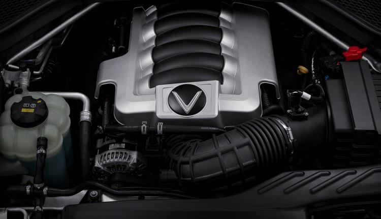 VinFast giới thiệu xe phiên bản giới hạn President ảnh 11