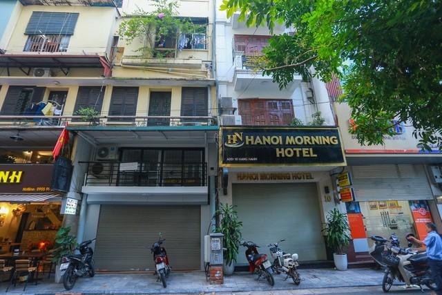 """""""Buốt ruột"""" vì vắng khách, chủ khách sạn phố cổ Hà Nội rao bán trăm tỷ đồng ảnh 10"""