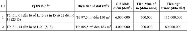 Ngày 5/10/2020, đấu giá quyền sử dụng đất tại huyện Nam Sách, tỉnh Hải Dương ảnh 1