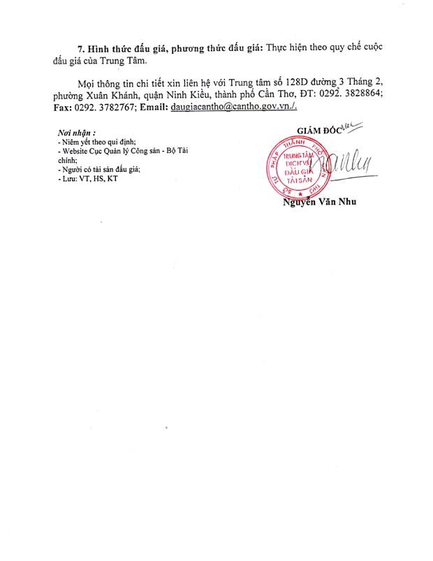 Ngày 12/10/2020, đấu giá xe ô tô Toyota tại thành phố Cần Thơ ảnh 2