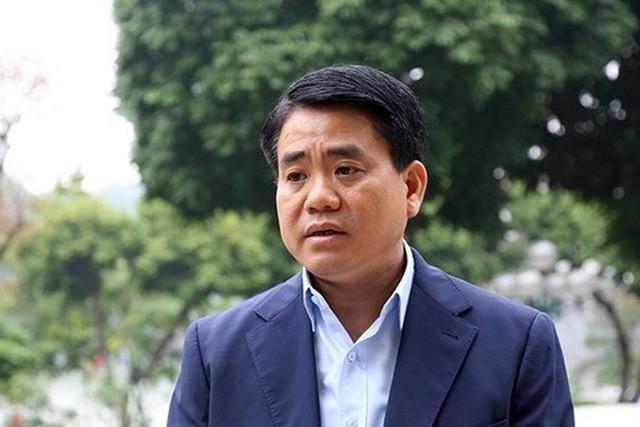 Hà Nội sẽ bãi nhiệm ông Nguyễn Đức Chung, bầu ông Chu Ngọc Anh làm Chủ tịch ảnh 1