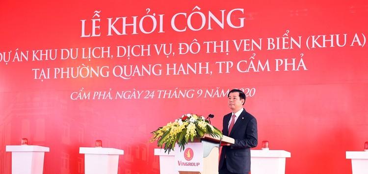 Vingroup khởi công Khu du lịch, dịch vụ, đô thị ven biển Quang Hanh ảnh 2