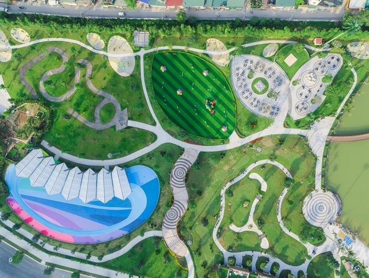 Vinhomes Smart City chính thức ra mắt phân khu đắt giá The Grand Sapphire ảnh 4