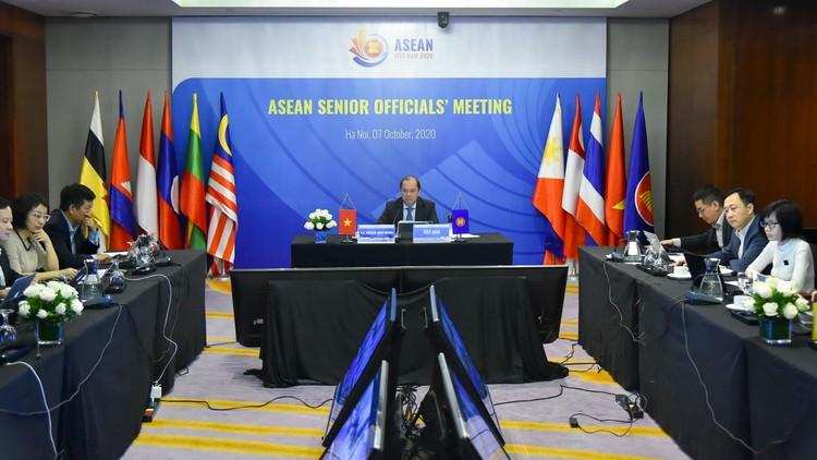 Việt Nam tích cực chuẩn bị cho Hội nghị Cấp cao ASEAN 37 theo kế hoạch ảnh 1